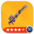 Neon sniper rifle - 4 star[Energy]