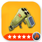 Quad Launcher - 5 Stars[Fire] - MAXED