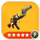 Vacuum Tube rifle - 5 star[Nature]