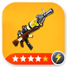 Vacuum Tube rifle - 4 stars[Nature] - Maxed