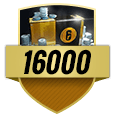 PC- 12000+4000 R6 Credits