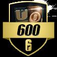 PC- 600 R6 Credits