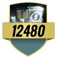 PC- 6000+1560 R6 Credits
