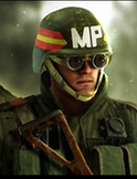Digital Content-Thermite Military Police Set