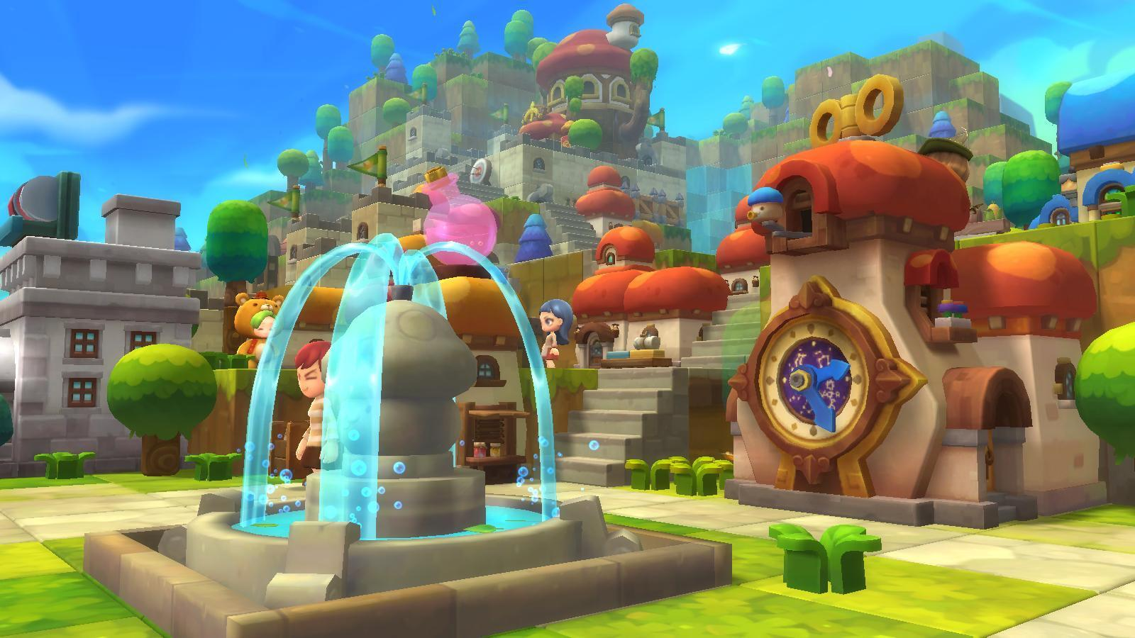 MapleStory 2 Is Completely Different From The Original Game