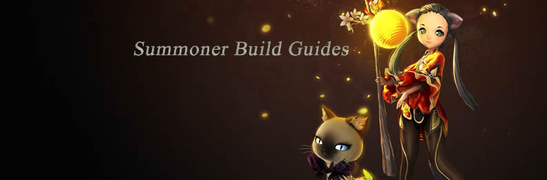 Blade & Soul Summoner Lasted Popular Build Guides - u4gm com