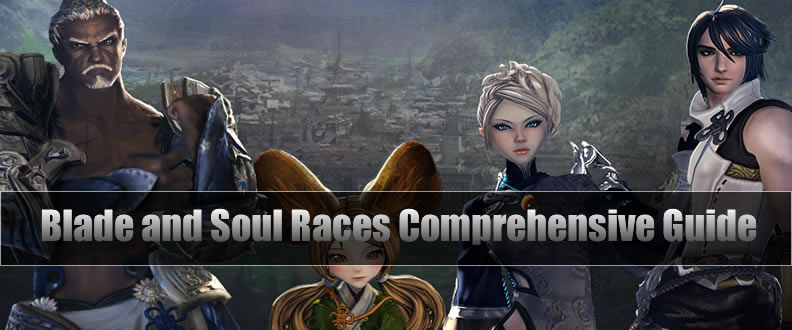 Blade and Soul Races Comprehensive Guide