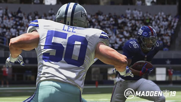 A Few Changes To Defensive Player Logic In Madden NFL 19