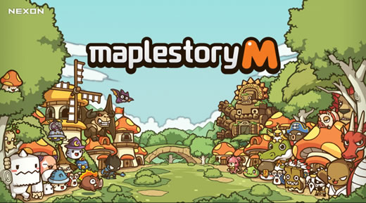 The Lateat News MapleStory M is Coming to Mobile Soon