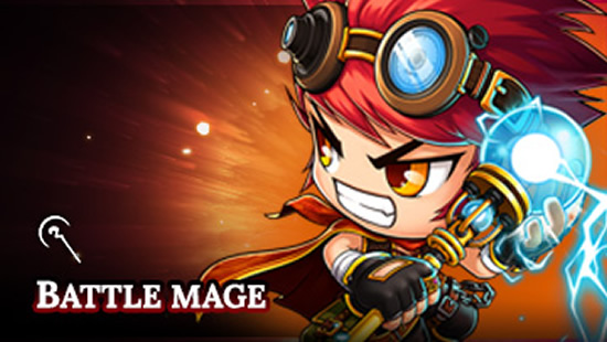 MapleStory battle mage