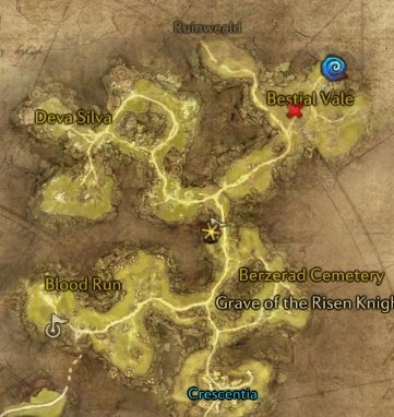 How to Earn XP and Level Up Fast in TERA? - u4gm.com Tera Map on