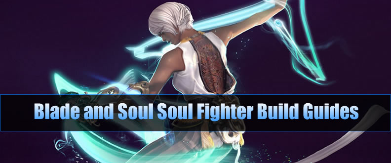 Blade and Soul Soul Fighter Build Guides