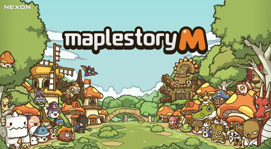 Pre-Registration For The Mobile Version Of MapleStory M Has Started