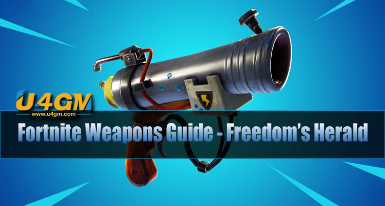 Fortnite Freedom's Herald Guide