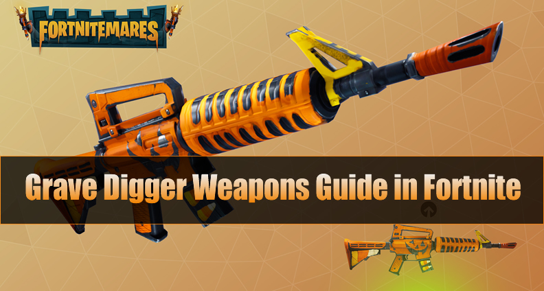 Fortnite Grave Digger Guide