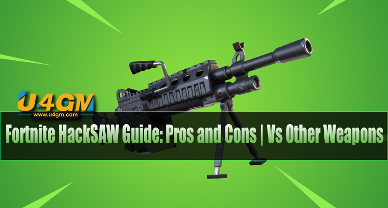 Fortnite HackSAW Guide