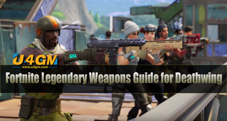 Fortnite Legendary Auto Sniper Weapons Guide for Deathwing