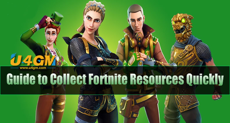 Collecting Fortnite Resources Quickly with 8 Effective Tips