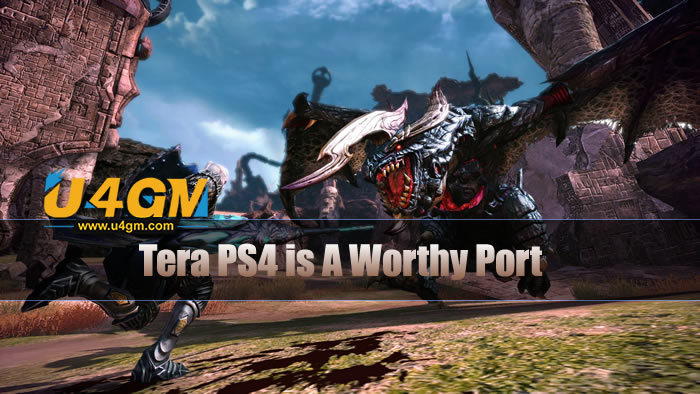 Tera PS4 is A Worthy Port