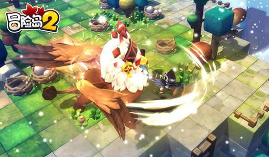 Battle Royale Mode In MapleStory 2