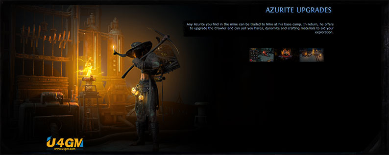 Path of Exile: Upcoming Expansion Guide For Delve - u4gm com