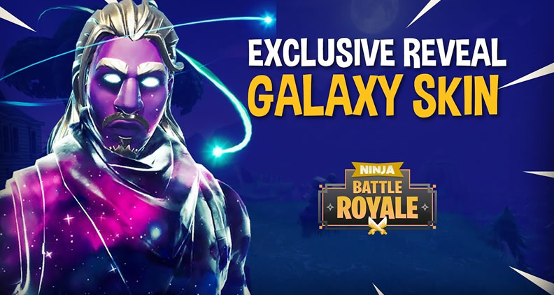 Things You Should Know about the Fortnite Galaxy Skin