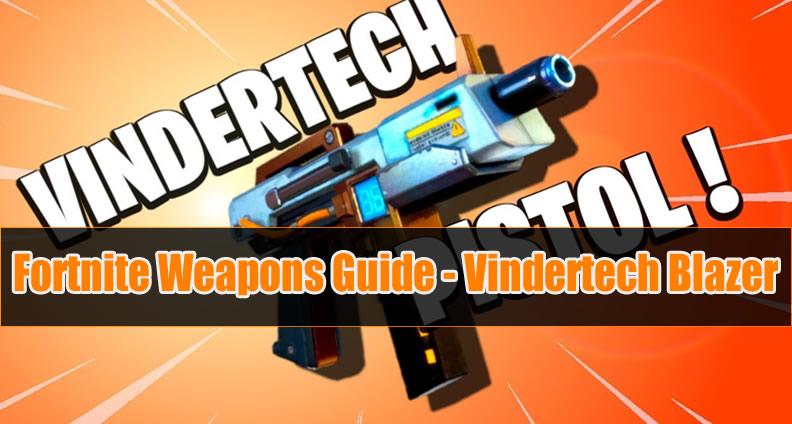 Fortnite Vindertech Blazer Guide