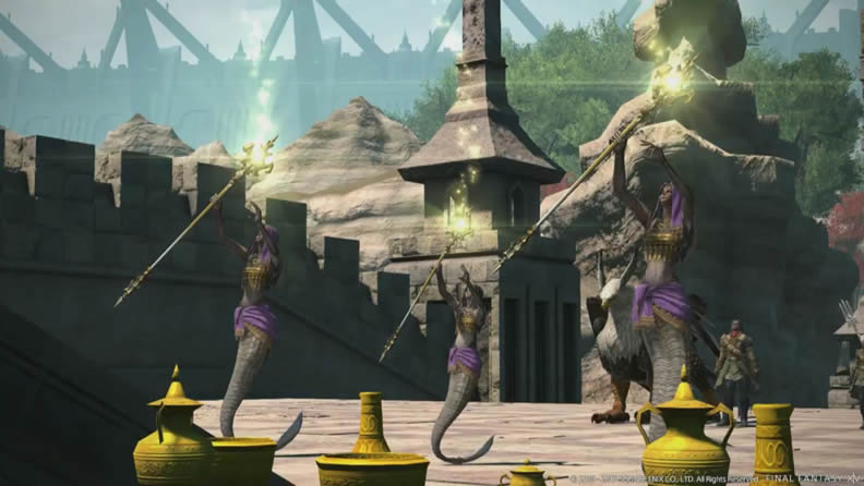Unlock the Ananta Beast Tribe Quest in FFXIV
