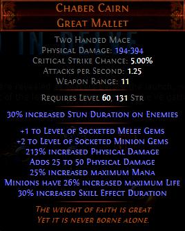 Iron Ring Poe Minions