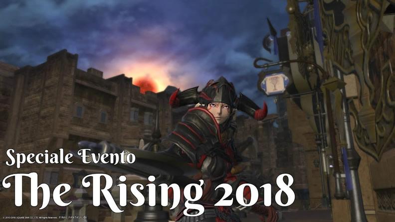 FFXIV The Rising 2018