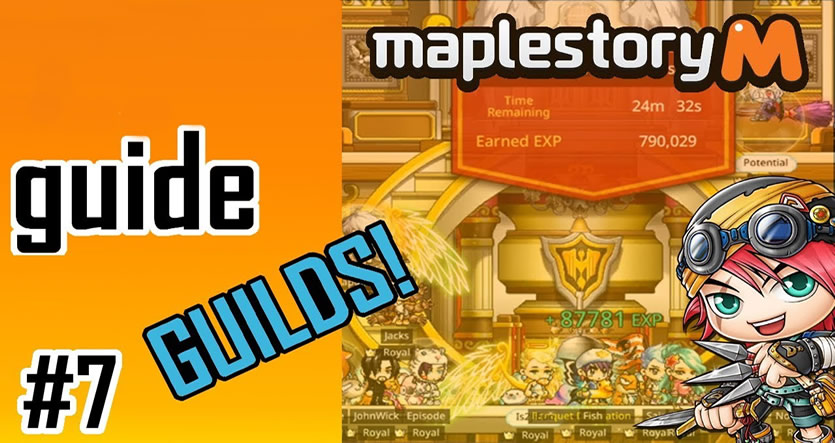 Level Up Fast in MapleStory M