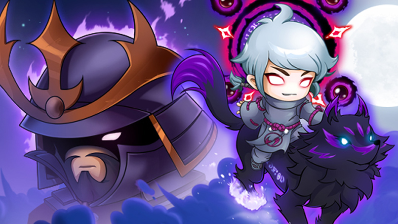 Sengoku High Returns Event in MapleStory
