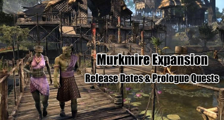 The Elder Scrolls Online Murkmire Expansion