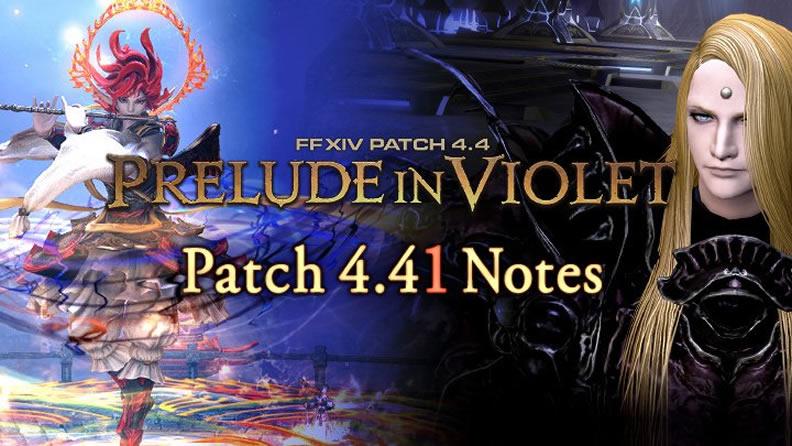 Final Fantasy XIV 4.41