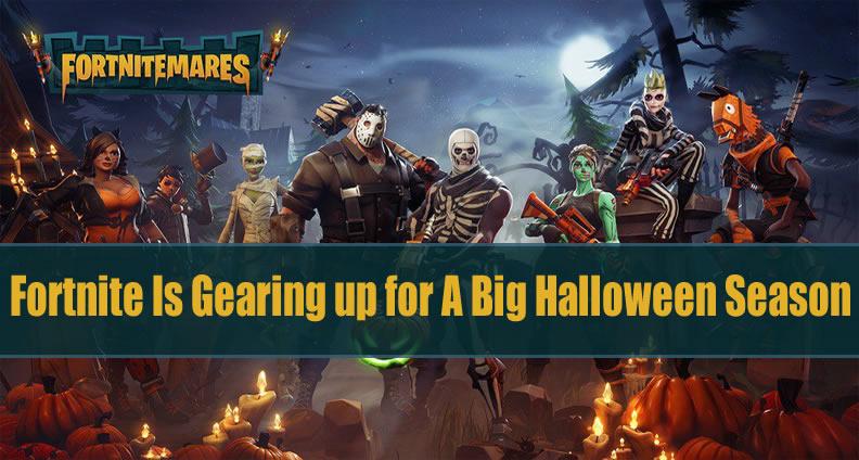 Halloween Skins Fortnite 2018.Makebloom Halloween Skins Skull Trooper Change Coming To