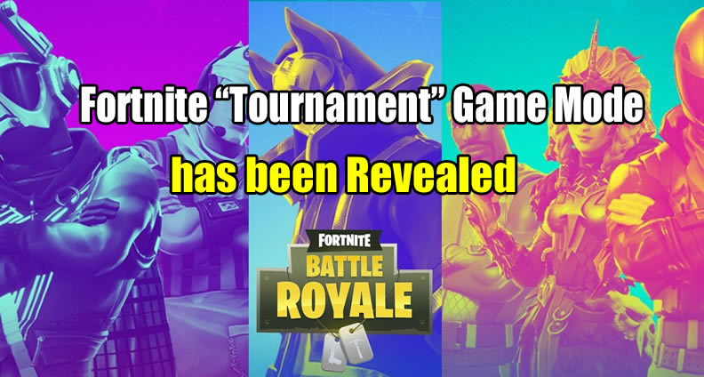 Fortnite Tournament Game Mode