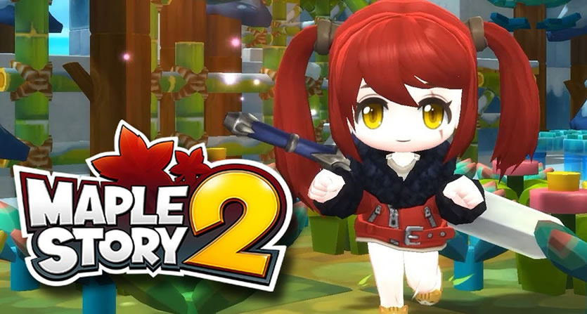 MapleStory 2 - The Way to Get Red Merets and What They Do