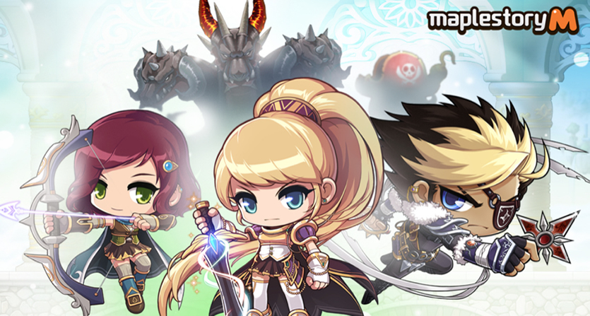 MapleStory M Got a Big Content Update Alongside A New Halloween Event