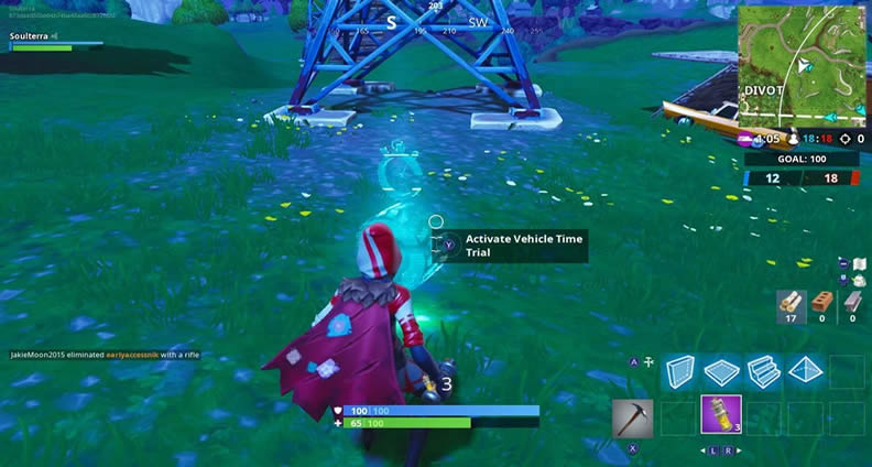 All Fortnite Vehicle Time Trials Locations Filmsstreaming