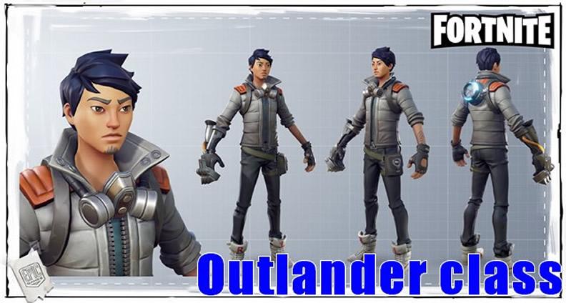 Fortnite Outlander Guide