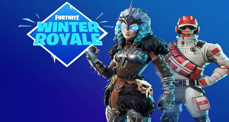Fortnite Winter Royale Tournament
