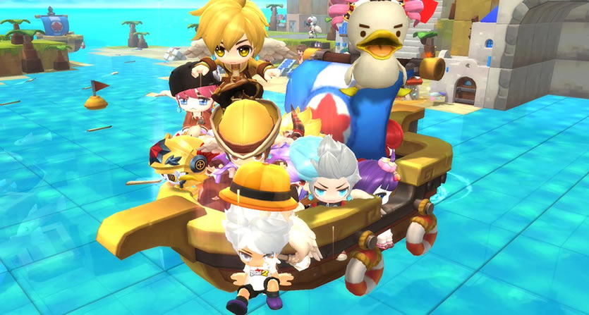 MapleStory 2 Guide: 8 Ways to Better Enjoy Your MMO Life