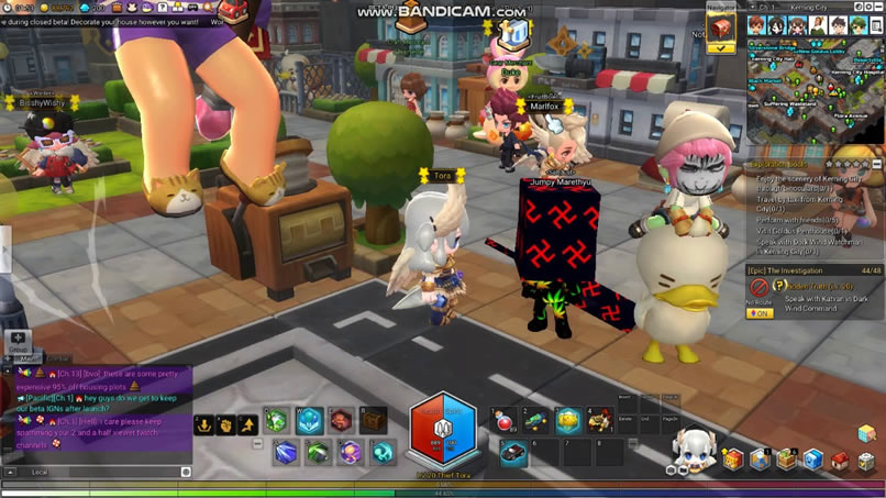 Maplestory 2 Gear