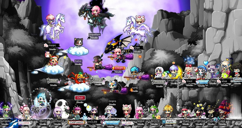 Maplestory Guild