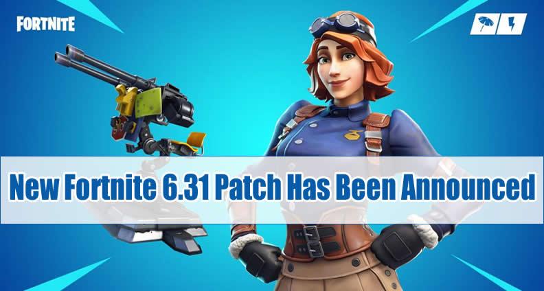 Fortnite 6.31 Update