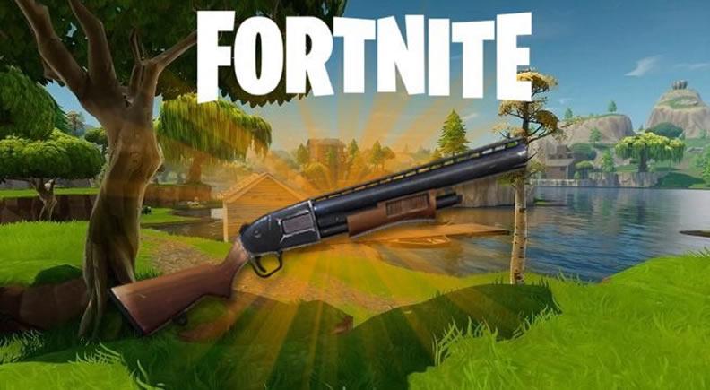 Fortnite New Pump Shotgun