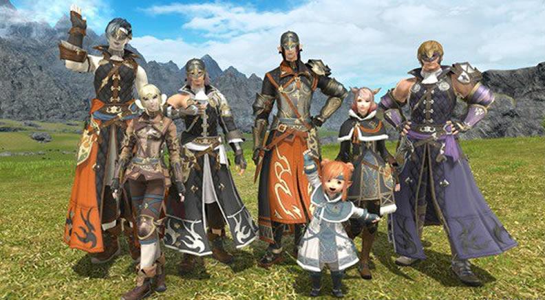 FFXIV New Dungeon Gear