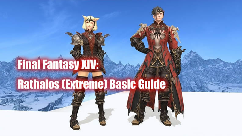 Final Fantasy XIV Rathalos Guide
