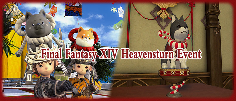 Final Fantasy XIV Heavensturn Event