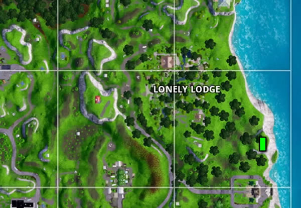 Fortnite Lonely Lodge